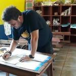 Progettazione tavoli per asili