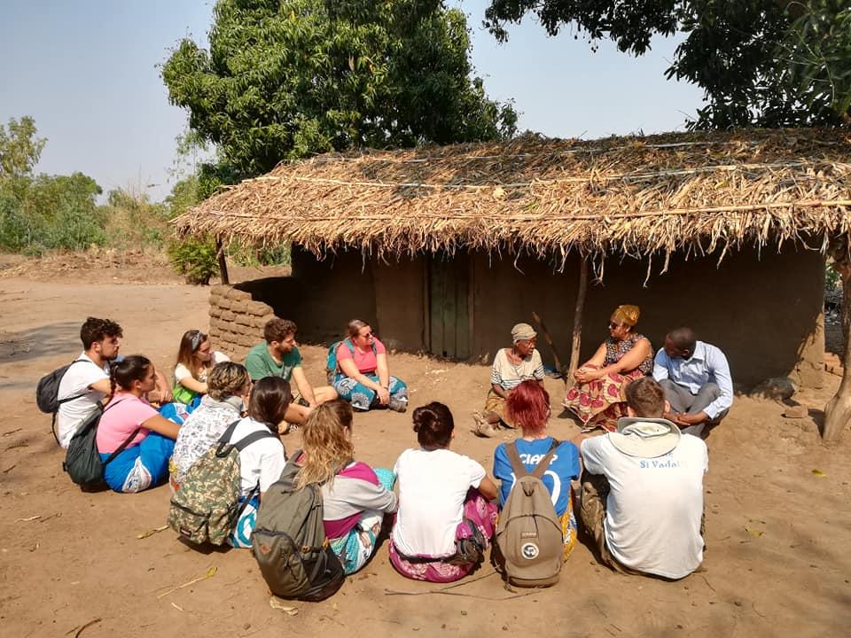 Visita ai villaggi