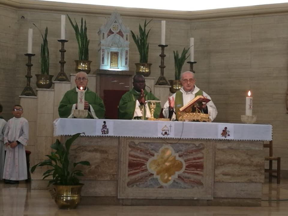 Domenica 3 marzo: Celebrazione eucaristica a Ponte Felcino
