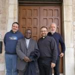 Lunedì 4 marzo: Mons. Tambala presso il Seminario Regionale Umbro
