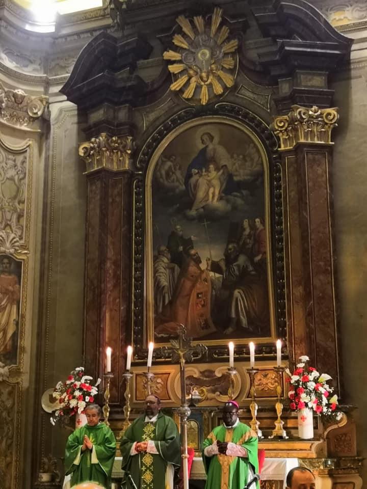 Sabato 2 marzo: Celebrazione eucaristica con Mons. Giulietti